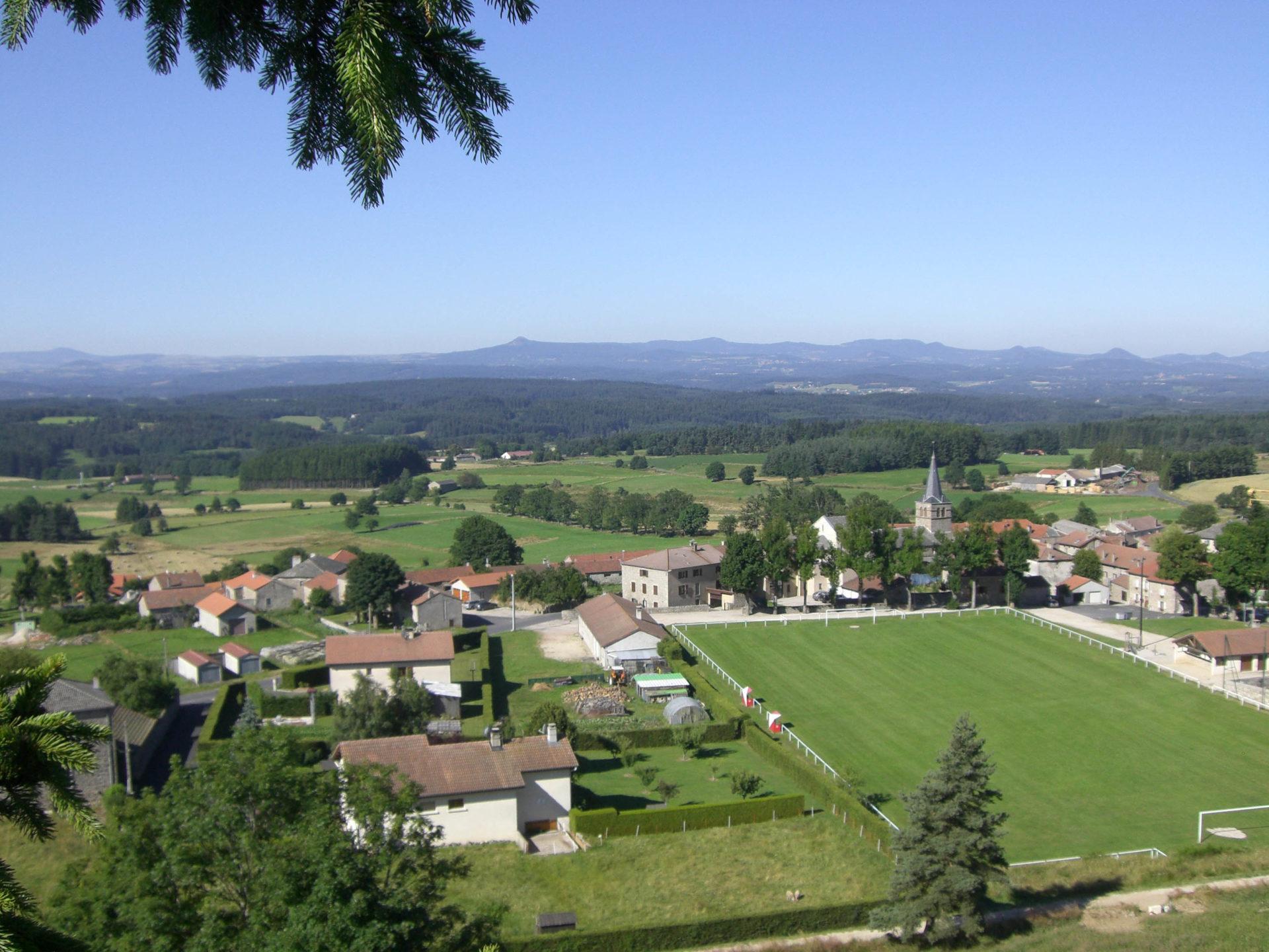 Village de Montregard