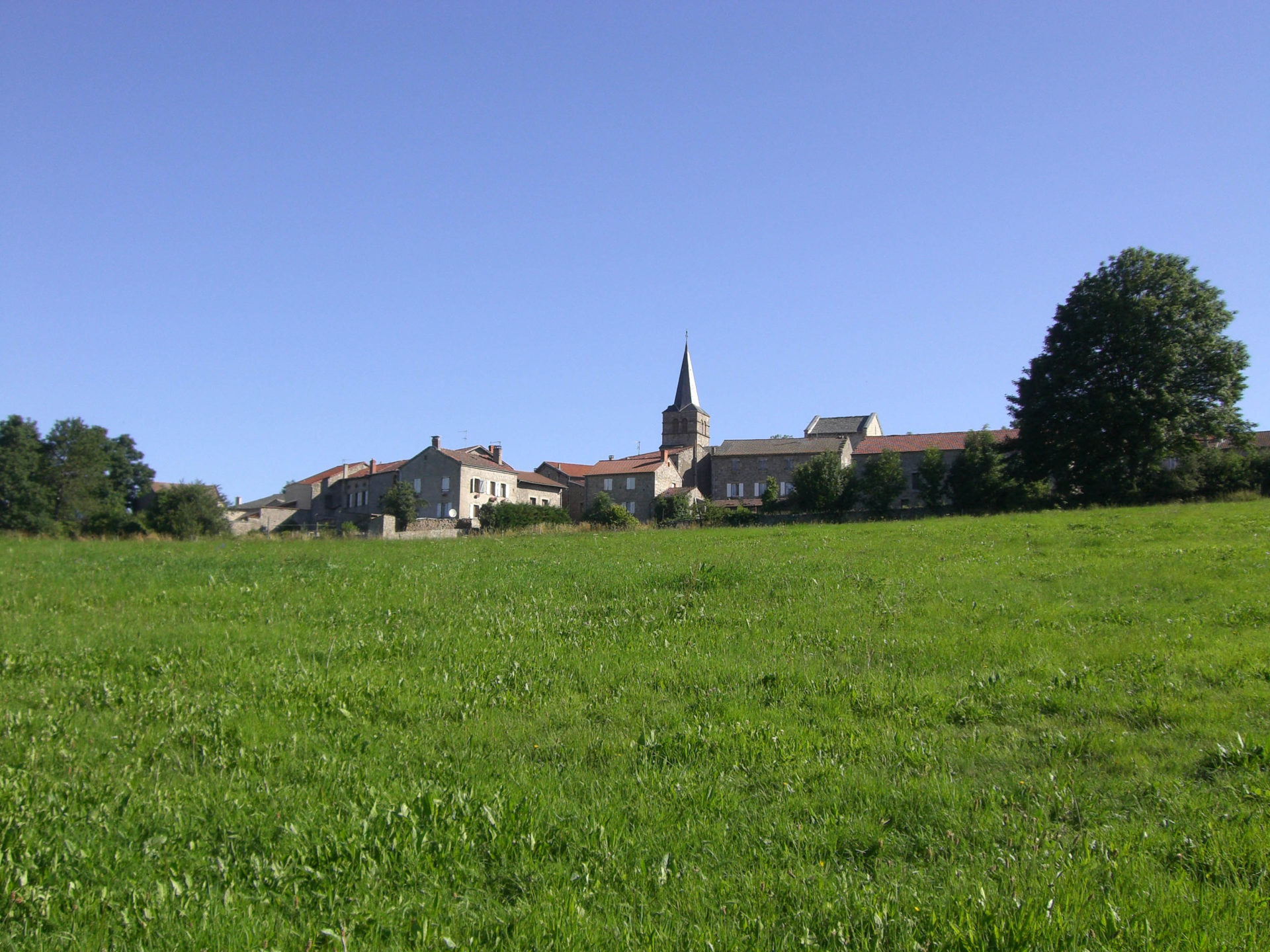 Ville de Montregard